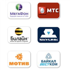 Операторы сотовой связи Варнавино